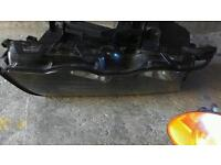 Bmw front lights and indicators