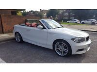 BMW 1 Series Convertible 118i 2.0 PETROL MANUAL