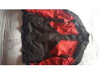 Sparx motorcycle jacket