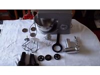 Kenwood Stand Mixer Silver
