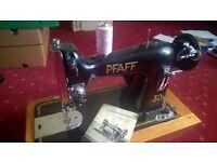 Sewing Machine Pfaff 30 semi professional