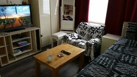Large single room, Cowley, newly furnished with wifi £ 460 + bills. immediately. Single professional