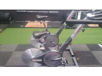 Keiser spin bikes. Commercial grade and in great condition.