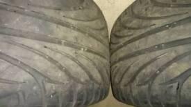 Nr.2 Tyres 245/45/18
