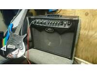 Peavey vypyr 30w modeling guitar amplifier amp