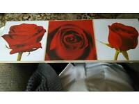 3 picture wall art