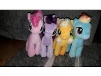 My Little Pony Plush Toys