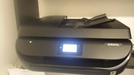 Hp officejet 4650 series wifi, printer, copier, scanner, adf, email,with warranty until sept 2018