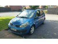 RENAULT MEGANE SCENIC MPV TWIN PANAROMIC SUNROOFS AUTOMATIC GEARBOX