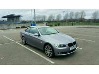Bmw 3 series coupe 320 12 months MOT HPI CLEAR M3 alloys LOW MILEAGE