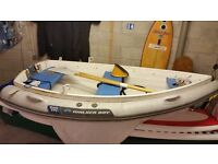Walker Bay 8 dinghy with RID275 and performance sail kit.
