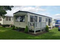 8 berth 3 bedroom static caravan Ingoldmells Skegness
