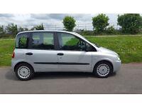 Fiat Multipla 1.9 Multijet Dynamic JTD - Bargain price for quick sale!