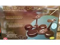 Electronic Drum Kit - unused