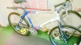 CANNONDALE TOWN BIKE FULLY RESTORED