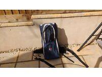 Bush Baby backpack carrier