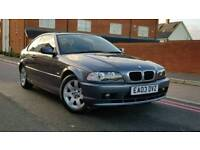 2003 BMW 3 Series 2.0 318CI Se 2DR+Full Service History+Mint Condition+Drives Well