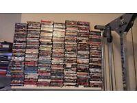 DVDS £1 each OVER 600 dvds perfect car boot joblot