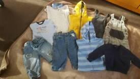 6 months+ boys clothes