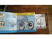 Tomy walkabout classic advance baby monitors