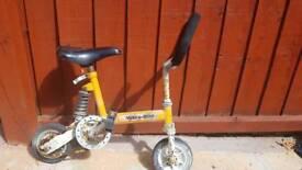 Small Mikro Bike