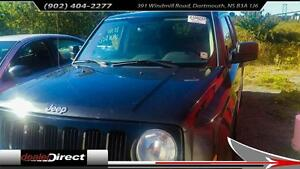 2009 Jeep Patriot Limited