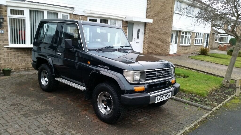 toyota landcruiser kzj70 vx in pelton county durham gumtree. Black Bedroom Furniture Sets. Home Design Ideas