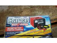Brand New clarke battery charger