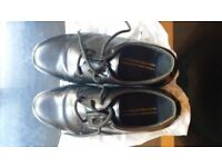 STERLING SAFETY WORK BOOTS-SIZE 9 - USED BUT IN PERFECT CONDITION