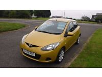 MAZDA 2 1.4 TDCi TS2,2008,Alloys,Air Con,Electric Windows,£30 Road Tax,Very Clean Condition £2795