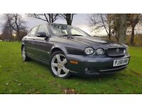 Jaguar X-Type 2.0 D SE 4dr NAV+LEATHER+F/SERVICE HISTORY