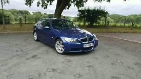 BMW 320D M Sport - 1 Prev Owner - BMW Services