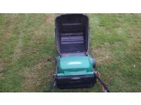 Qualcast Lawn Scarafier