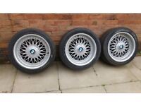 BMW 8 series BBS alloys
