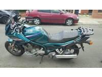 Yamaha xj900 diverson