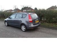 Hyundai I30 Estate 5 Door Low Mileage Fresh MOT At Par Focus Passat Astra Accord Tourer Can Deliver
