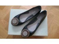 Radley Flat Shoes Size 3 (EU36)