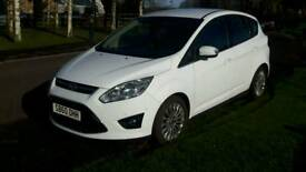2011 ford c-max 1.6 tdci titanum 5dr hachback very clean car with 2 keys less
