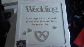 Wedding Block Art