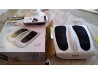 HoMedics Deluxe Shiatsu Foot Massager with Infrared Heat