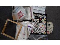 Silk Painting Materials