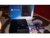Ps4 boxed!