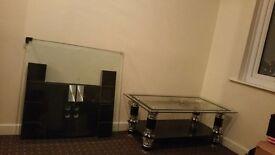 Tea table and coffee table