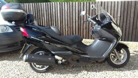 suzuki an400 bergman k5 great condition 12 months mot just serviced may p/x motorbike