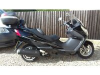 suzuki an400 bergman k5 great condition 12 months mot just serviced may p/x motorbike