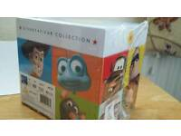 Complete Pixar collection new & sealed