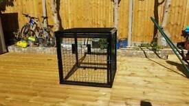 Metal Cage 90cm Cubed