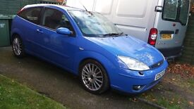 For sale ford focus st170 in a very rare colour