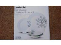 sabichi dinner set