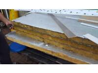 Loft or wall insulation sheets x4